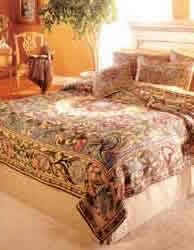william morris flemish tapestry bedspread and more plus morris & co wall hangings