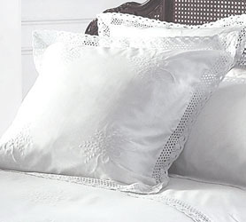 yvette lace duvet covers and pillowcases