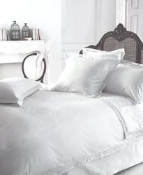 yvette lace duvet cover and pillowcases