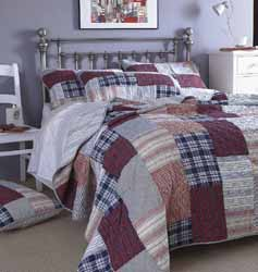 hanover patchwork quilt
