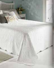 constance white quilted bedspread
