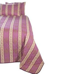 hotel quality pink bedspread popular with guest houses and country hotels