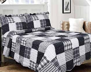london loft bedspread