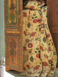 see our range of fair trade patchwork quilts and bedspreads