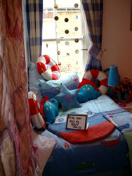 boy's bedroom decor ideas