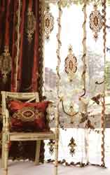 constance curtain and net  panels