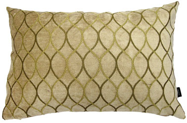 dubai old gold cushion cover