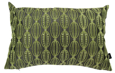 florence pistachio cushion cover