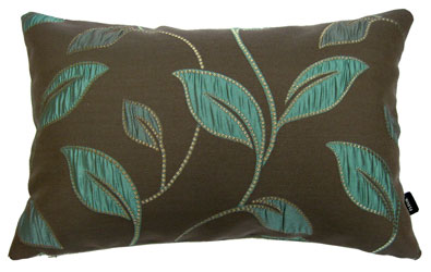 moscow teal cushion cover