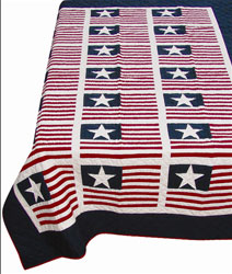 independence day throws and quilts