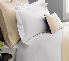 platinum white 400 thread count percale finest cotton in duvet covers, fitted and flat sheets