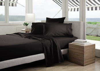 300 thread count percale bed linen