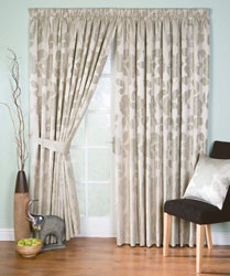 arundel green readymade curtains
