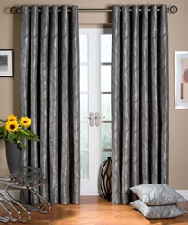cosmopolitan eyelet ready made curtains